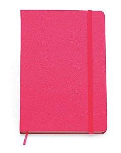 Caderneta Classica Sem Pauta Rosa 9x13