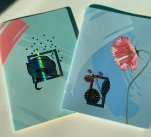 Pack La Bella A5 02 Cadernos Flexiveis