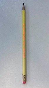Lapis Amarelo Neon