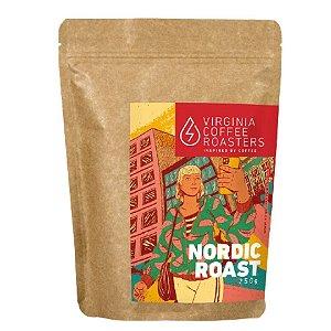 Virginia Coffee Roasters - Nordic Roast - Grão (250g)