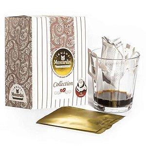 Moscardini Drip Coffee Collection - Sortidas (10 un)