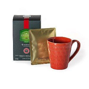 Kit Todo Dia – Cápsulas Café Fazenda e Drip Moscardini