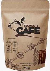 Tequila Café – Chocolate ao Leite com Laranja – Grão (250g)