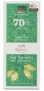 Gallette - Bean to Bar 70% - Forastero (100g)