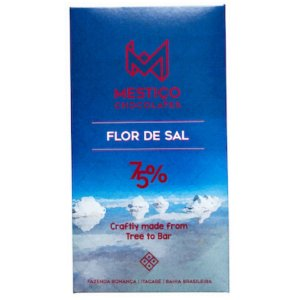 Mestiço Tree to Bar - 75% Flor de Sal (50g)