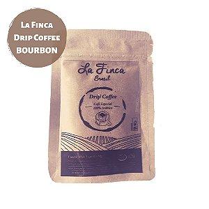 La Finca Drip Coffee - Bourbon (Sachê)