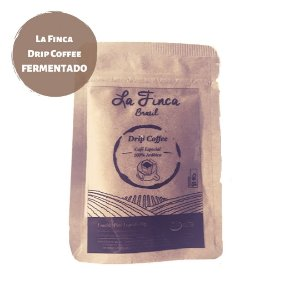 La Finca Drip Coffee - Fermentado (Sachê)