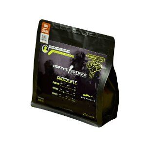 Gamers – Coffee Strike – Grãos (250g)