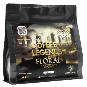 Gamers – Coffee Legends – Grãos (250g)