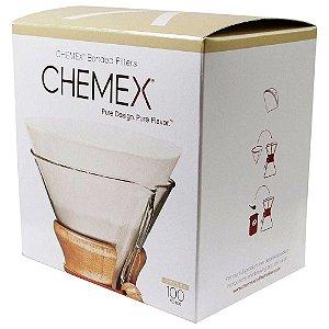 Filtro Circular de Papel - Chemex (100 un)