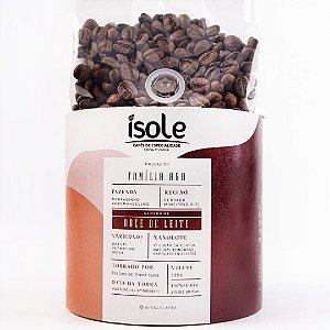 Ísole Cafés Especiais –Doce de Leite – Grãos (125g)