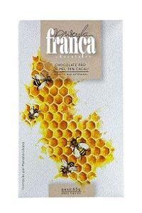 Priscyla França - Chocolate Pão de Mel 38% (65g)