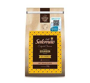 Salomão Cafés de Charme – Bourbon – Grão (250g)