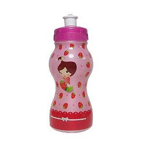 Garrafinha Squeeze Infantil com Personagem Moranguinho - 250ml