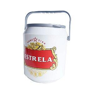 Cooler Térmico ESTRELA - 10 latas