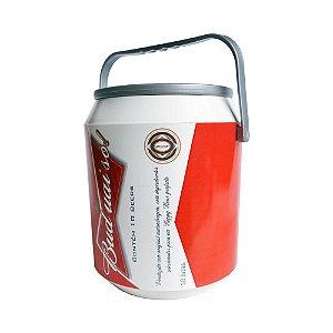 Cooler Térmico BUDUAISO - 10 latas