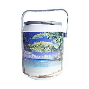 Cooler Térmico PRAIA - 10 latas