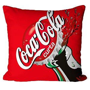Almofada Coca-Cola Curta