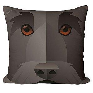 Almofada Cachorro Scottish Terrier (Terrier Escocês)