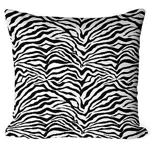 Almofada Decorativa Pele de Zebra Digital