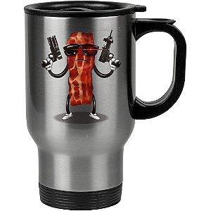 Caneca Térmica Bacon Exterminador
