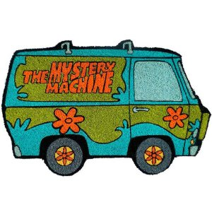 Capacho Scooby-Doo The Mistery Machine 75x45cm