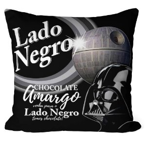 Almofada Star Wars Darth Vader Lado Negro