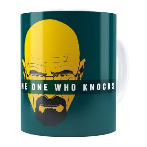 Caneca Breaking Bad v02 Branca