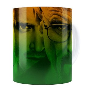 Caneca Breaking Bad v03 Branca