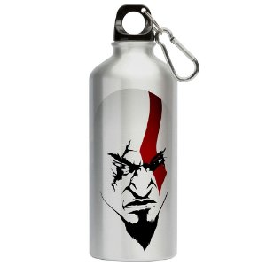 Squeeze A Face de Kratos 500ml Aluminio