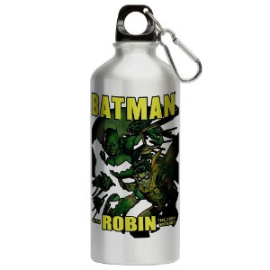 Squeeze Batman and Robin 500ml Aluminio