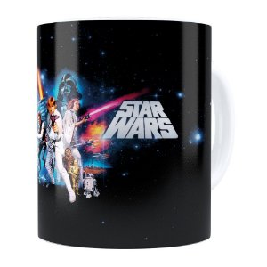 Caneca Star Wars v05 Branca