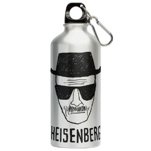 Squeeze Breaking Bad Heisenberg 500ml Aluminio
