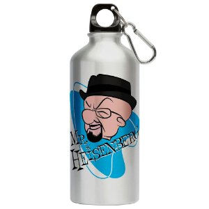 Squeeze Breaking Bad Mr Magoo Heisenberg 500ml Aluminio