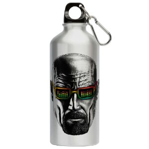 Squeeze Breaking Bad Mr White Groovy 500ml Aluminio