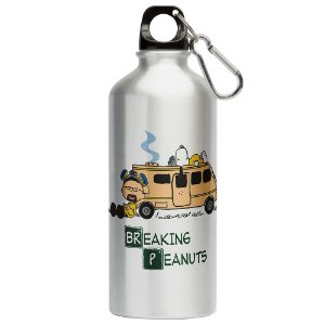 Squeeze Breaking Bad Peanuts 500ml Aluminio