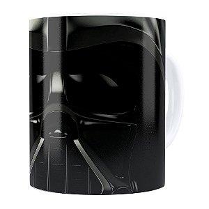 Caneca Star Wars Darth Vader v01 Branca