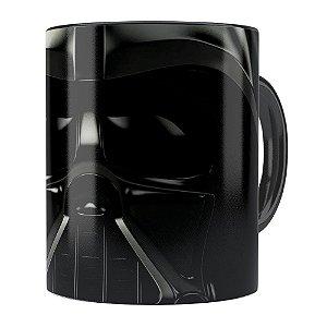 Caneca Star Wars Darth Vader v01 Preta