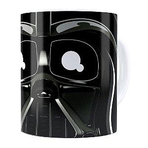 Caneca Star Wars Darth Vader v02 Branca