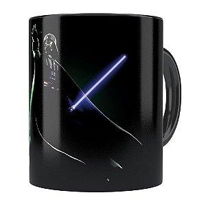 Caneca Star Wars Darth Vader v05 Preta