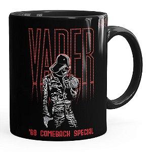Caneca Star Wars Darth Vader Pop Star Preta