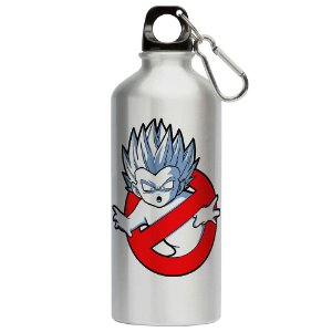 Squeeze Caça Dragon Ball Fantasma 500ml Aluminio