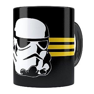 Caneca Star Wars StormTrooper v01 Preta