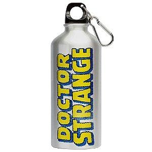 Squeeze Doutor Estranho (Doctor Strange) v02 500ml Aluminio