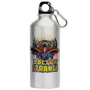 Squeeze Doutor Estranho (Doctor Strange) v05 500ml Aluminio