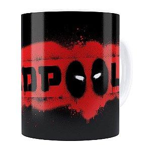 Caneca Deadpool v05 Branca
