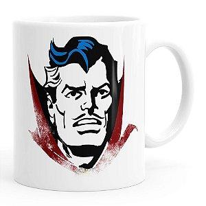 Caneca Doutor Estranho (Doctor Strange) v01 Branca