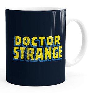 Caneca Doutor Estranho (Doctor Strange) v02 Branca