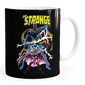 Caneca Doutor Estranho (Doctor Strange) v03 Branca