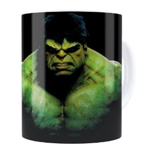 Caneca Hulk v01 Branca